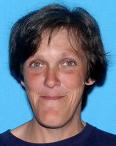 Missing Person - Leslie Rachel McCoy